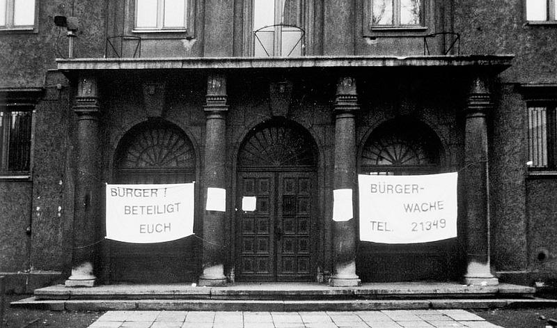 Bezirksverwaltung des MfS in Erfurt